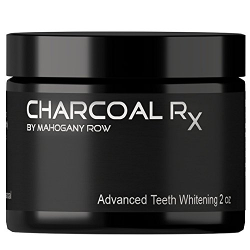 Stocking Stuffer 100% All Natural, Advanced Teeth Whitening with Low Abrasion Technology, 2oz Jar ()