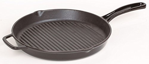 Hecha 11'' Grill Pan,  Black