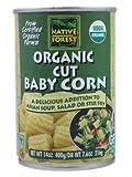 Native Forest: Organic Cut Baby Corn (1 x 14oz)