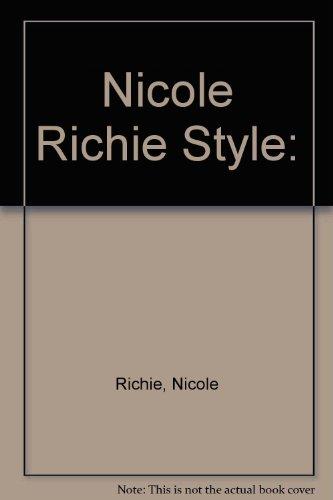 Nicole Richie Style - Style Nicole Richie