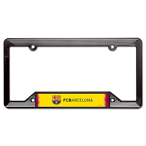 fan products of SOCCER FC Barcelona License Plate Frame
