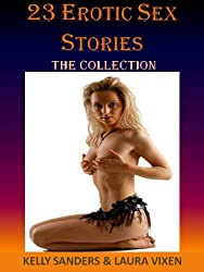 23 Erotic Sex Stories(The Collection)