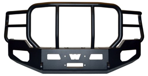 Warn 85885 Heavy Duty Bumper