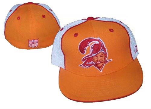 Tampa Bay Buccaneers NFL Reebok Vintage Fitted Size 7 3/8 Hat (Reebok Nfl Tampa Bay)