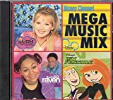 Disney Channel Mega Music Mix