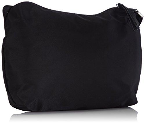 BREE Barcelona Nylon 7 28x7x20 cm (B x H x T) Schwarz (Black 900) pX9jRdSIY
