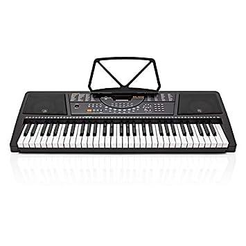 Teclado Portátil MK-4000 de 61 Teclas de Gear4music: Amazon.es: Instrumentos musicales