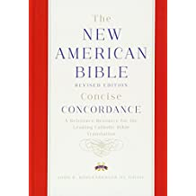 New American Bible: Revised Edition Concise Concordance