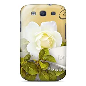 New Style Case Cover COXOJks1398qmUqG Endless Love Compatible With Galaxy S3 Protection Case