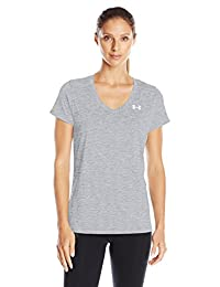 UA Women's Tech V-Neck - Twist