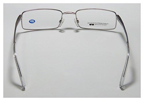 Stövlar 09m1 Man / Dam Designer Full Fälg Fjäder Gångjärn Glasögon / Glasögon Brun