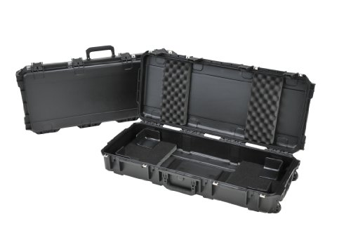 SKB Injection Molded Waterproof Keyboard Case 34 x 13 1/2 x 4 1/2 Inches (3I-3614-KBD) by SKB