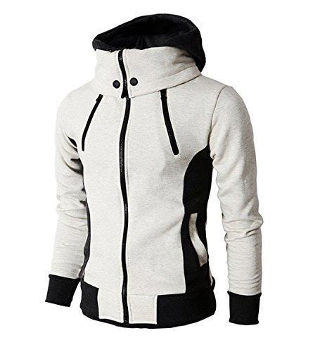 Zipper Hooded Fleece - 4
