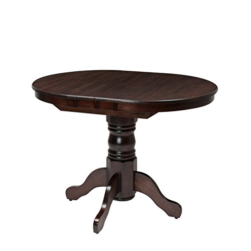 CorLiving DSH-490-T Dillon Dining Table Cappuccino