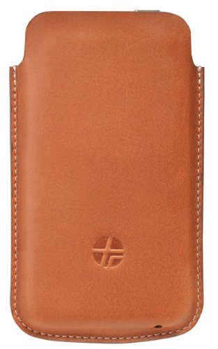 Tods Camel (Trexta Tode Series Case for iPhone 3G/3GS - Aniline Camel)
