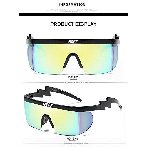 UV Protección HECHEN Deportivas E Gafas Unisex Alpinismo Gafas Esquí C para Ciclismo Polarizadas Pesca nqqSAfW