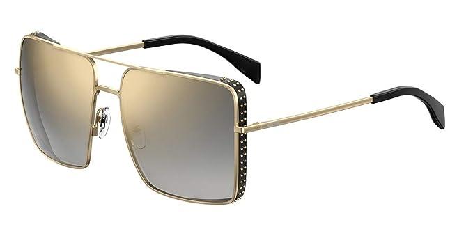 Amazon.com: Gafas de sol Moschino MOS020/S 6LB08 Tamaño: 59 ...