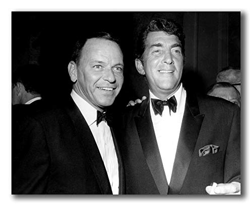 Globe Photos ArtPrints Frank Sinatra and Dean Martin - 10