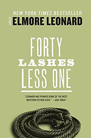 book cover of Forty Lashes Less One