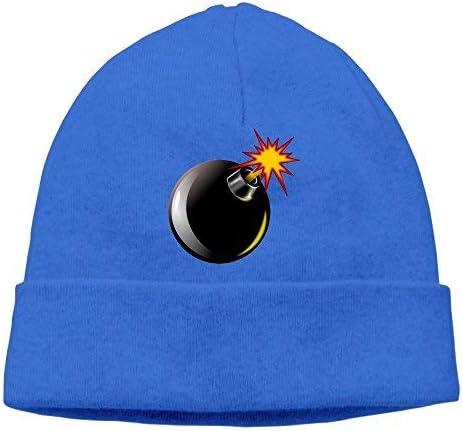 Go Ahead boy Unisex Bomb Classic Fashion Daily Beanie Hat Skull Cap