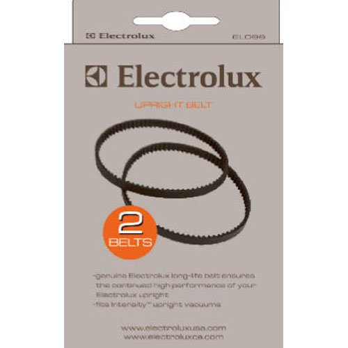 ELECTROLUX HOMECARE PRODUCTS Replacement Belts for Electrolux Intensity, 2-Pack