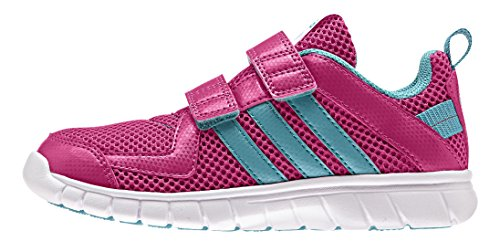 Fluid Adidas nbsp;cf Unisex Multicolore Sta Bambino Scarpe K 3 Sport Fuchsia HO66qaxn