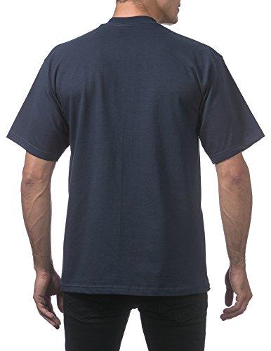 Pro Club Men's Heavyweight Cotton Short Sleeve T-Shirt