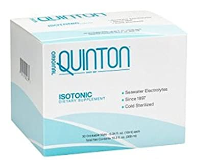 Original Quinton Isotonic 30 Amps by Quicksilver Scientific