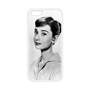 """PCSTORE Phone Case Of Audrey Hepburn For iPhone 6 Plus (5.5"""")"""