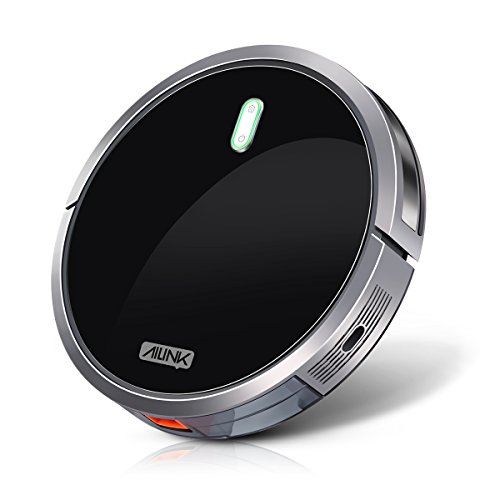 Robot Vacuum Cleaner with 1400Pa Strong Suction...