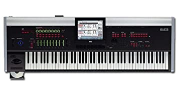 Korg Oasys 88 teclado música sintetizador estación de trabajo