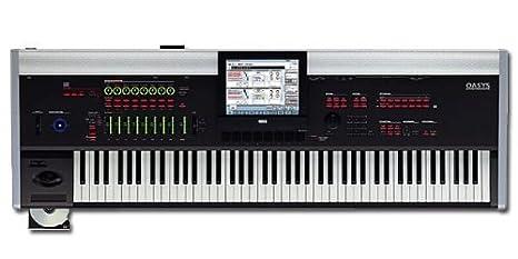 Korg Oasys 88 teclado música sintetizador estación de trabajo: Amazon.es: Instrumentos musicales