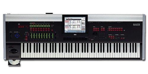 KORG Oasys 88 keyboard Music Synthesizer Workstation