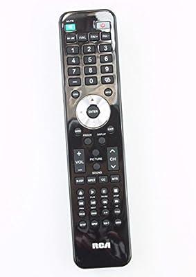 Original RCA RE20QP28 RE20QP80 LCD TV Remote Control for 37LA45RQ 42LD48RQ 46LA45RQ 40LA45RQ 46LB45RQ 50LB45RQ 50PA30RQ 42LB45RQ 42PA30RQ 39LB45RQ
