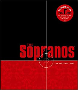 sopranos the book the complete collectors edition