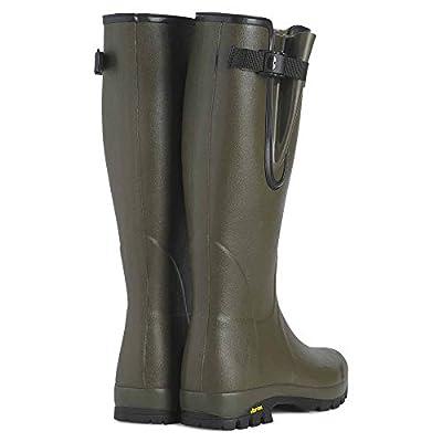 Unisex Vierzon Vibram Jersey Lined Boot | Rain