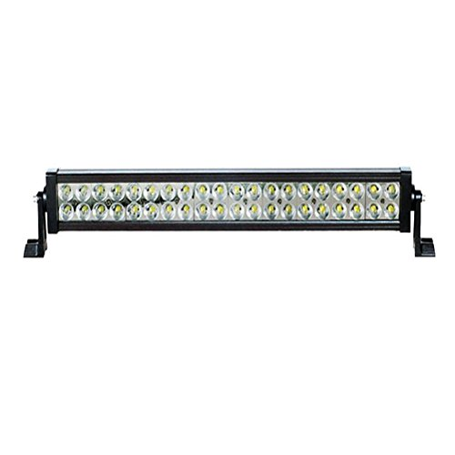 Light Bar LED Light Lamb for SUV Jeep Track Digging Car Forklift Off Road (120W Combo)