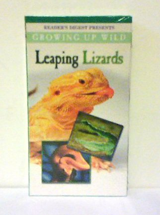 Growing Up Wild - Leaping Lizards
