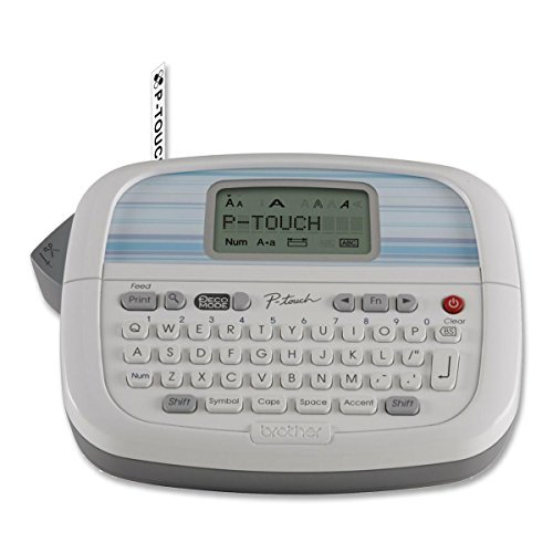 Brother PT-90 Portable Label Maker (Brother P Touch Pt 90 Personal Label Maker)