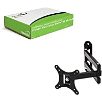 NavePoint Full Motion Swivel Wall Bracket for Element Electronics Elefw195 19-inch TV