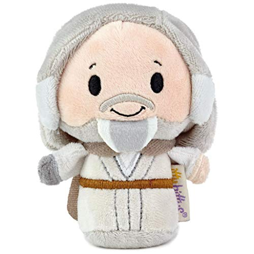 HMK itty bittys Star Wars Luke Skywalker Jedi Master Stuffed Animal