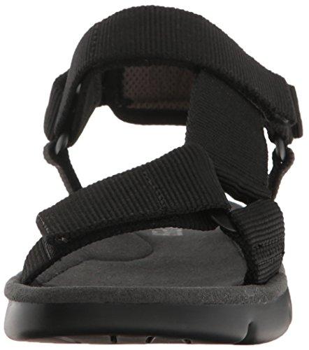 Aperta Black Oruga Multicolore 1 Camper Sandali Donna Punta a Tx70xIwvq