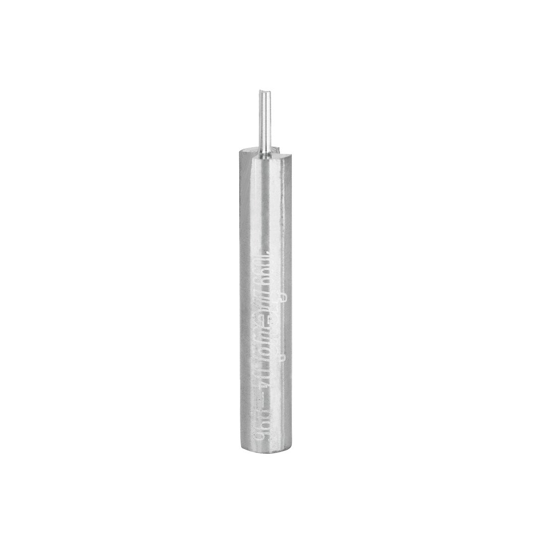 Freud 1/16'' (Dia.) Double Flute Straight Bit with 1/4'' Shank (04-096)