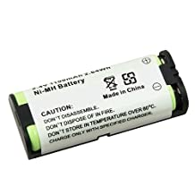 Everydaysource? Compatible With PANASONIC HHR-P105 Cordless Phone Ni-MH Battery by EverydaySource