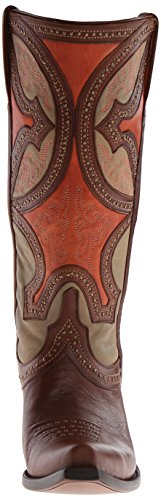 Lucchese Bootmaker Vrouwen Leila Western Boot Whisky