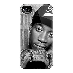 Perfect Hard Phone Covers For Iphone 6plus (OZm17684Qlru) Customized HD Wiz Khalifa Pattern