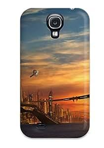 Hot Vehicle Sci Fi First Grade Tpu Phone Case For Galaxy S4 Case Cover