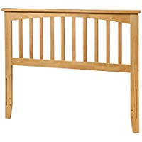 Mission Headboard, Queen, Natural