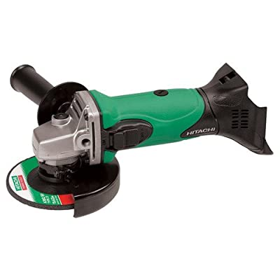 Hitachi G18DSLP4R 18V Cordless Lithium-Ion 4-1/2 in. Angle Grinder (Bare Tool) (Certified Refurbished)