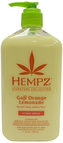 Hempz Lemonade Moisturizer Signature Collection